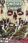 Cover for The Saga of Swamp Thing (DC, 1982 series) #35 [Direct Sales]