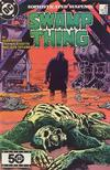 Cover for The Saga of Swamp Thing (DC, 1982 series) #36 [Direct Sales]