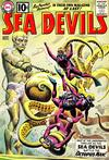Cover for Sea Devils (DC, 1961 series) #1