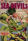 Cover for Sea Devils (DC, 1961 series) #3