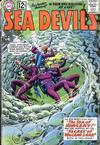 Cover for Sea Devils (DC, 1961 series) #4