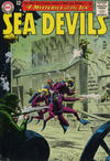 Cover for Sea Devils (DC, 1961 series) #10
