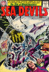 Cover for Sea Devils (DC, 1961 series) #11