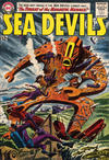 Cover for Sea Devils (DC, 1961 series) #12