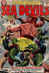Cover for Sea Devils (DC, 1961 series) #14