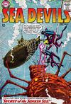 Cover for Sea Devils (DC, 1961 series) #15