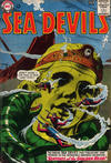 Cover for Sea Devils (DC, 1961 series) #16