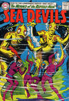 Cover for Sea Devils (DC, 1961 series) #20