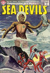 Cover for Sea Devils (DC, 1961 series) #22