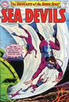 Cover for Sea Devils (DC, 1961 series) #23