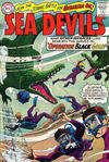 Cover for Sea Devils (DC, 1961 series) #25