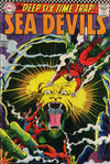 Cover for Sea Devils (DC, 1961 series) #32