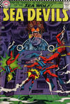 Cover for Sea Devils (DC, 1961 series) #33