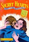 Cover for Secret Hearts (DC, 1949 series) #8