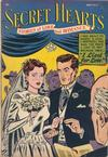 Cover for Secret Hearts (DC, 1949 series) #9