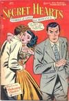 Cover for Secret Hearts (DC, 1949 series) #16