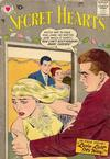 Cover for Secret Hearts (DC, 1949 series) #44