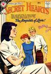 Cover for Secret Hearts (DC, 1949 series) #47