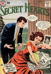 Cover for Secret Hearts (DC, 1949 series) #57