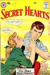 Cover for Secret Hearts (DC, 1949 series) #62