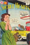 Cover for Secret Hearts (DC, 1949 series) #70