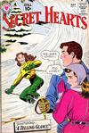 Cover for Secret Hearts (DC, 1949 series) #71