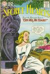 Cover for Secret Hearts (DC, 1949 series) #80