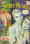 Cover for Secret Hearts (DC, 1949 series) #89