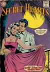 Cover for Secret Hearts (DC, 1949 series) #92