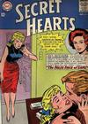 Cover for Secret Hearts (DC, 1949 series) #99
