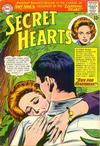 Cover for Secret Hearts (DC, 1949 series) #100