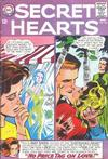 Cover for Secret Hearts (DC, 1949 series) #102