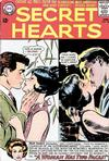 Cover for Secret Hearts (DC, 1949 series) #104