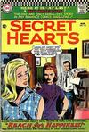 Cover for Secret Hearts (DC, 1949 series) #110
