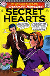 Cover for Secret Hearts (DC, 1949 series) #115