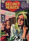 Cover for Secret Hearts (DC, 1949 series) #116