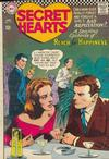 Cover for Secret Hearts (DC, 1949 series) #117