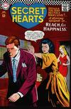 Cover for Secret Hearts (DC, 1949 series) #119