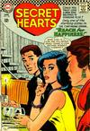 Cover for Secret Hearts (DC, 1949 series) #120