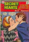 Cover for Secret Hearts (DC, 1949 series) #121
