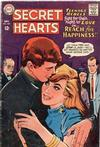 Cover for Secret Hearts (DC, 1949 series) #122