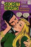 Cover for Secret Hearts (DC, 1949 series) #124