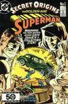 Cover Thumbnail for Secret Origins (1986 series) #1 [Direct]