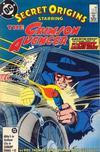 Cover for Secret Origins (DC, 1986 series) #5 [Direct]