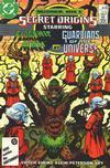 Cover for Secret Origins (DC, 1986 series) #23 [Direct]