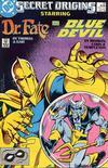 Cover for Secret Origins (DC, 1986 series) #24 [Direct]