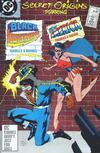Cover for Secret Origins (DC, 1986 series) #26 [Direct]