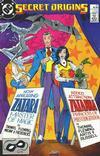 Cover Thumbnail for Secret Origins (1986 series) #27 [Direct]