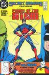 Cover for Secret Origins (DC, 1986 series) #29 [Direct]