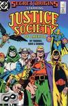 Cover for Secret Origins (DC, 1986 series) #31 [Direct]